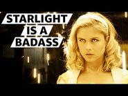 The Boys Show Featuring the Badass Superhero Starlight - Prime Video