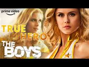 Why Starlight Is A True Superhero - The Boys - Prime Video