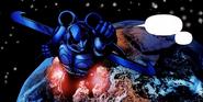 Tek knight In Space