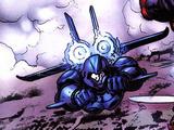 Tek Knight/Comics