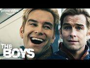 Homelander- America's Saviour - The Boys - Prime Video