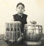 Gourang Kodical at age eight