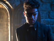 Jesse Custer with eyepatch