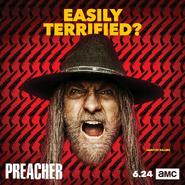 Preacher season 3 Saint of Killers promo - Easily Terrified?