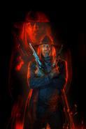 Preacher season 2 - Saint of Killers portrait