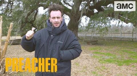 Preacher Season 3 'Greetings From Set' Behind the Scenes