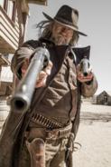 Preacher season 1 - The Cowboy aiming