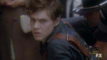 Evan Peters as Kit Walker on American Horror Story Asylum S02E01 6.png