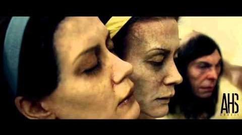 American Horror Story Freak Show - Make-Up and Prosthetics