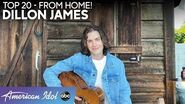 """Dillon James Gives INCREDIBLE Performance of """"Let It Be Me""""! - American Idol 2020"""
