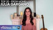 "Julia Gargano Gives CHILLS Singing ""Human"" - American Idol 2020"