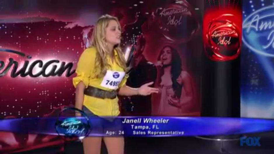 Janell Wheeler