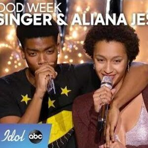 Aliana Jester & YZthaSinger Have Lionel Thinking They're More Than Just Friends - American Idol 2020