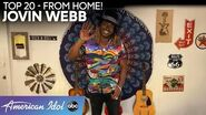Wow! Jovin Webb Brings His Flavor From Louisiana to YOU - American Idol 2020