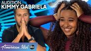 Katy Perry Calls Kimmy Gabriela Top 10 Material - American Idol 2020