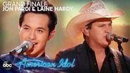 "Jon Pardi & Laine Hardy Sing ""Dirt On My Boots"" & ""Night Shift"" - American Idol 2019 Finale"