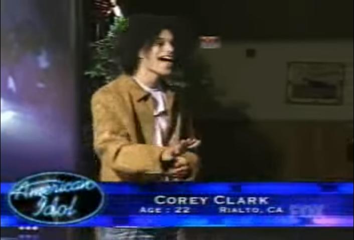 Corey Clark/merge