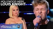 EMOTIONAL Solo Round for Louis Knight Leaves His Mom in Tears - American Idol 2020
