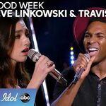 AMAZING Duet Round Performance by Genavieve Linkowski and Travis Finlay - American Idol 2020