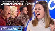 WOW! Lauren Spencer-Smith's Unseen Performance! - American Idol 2020