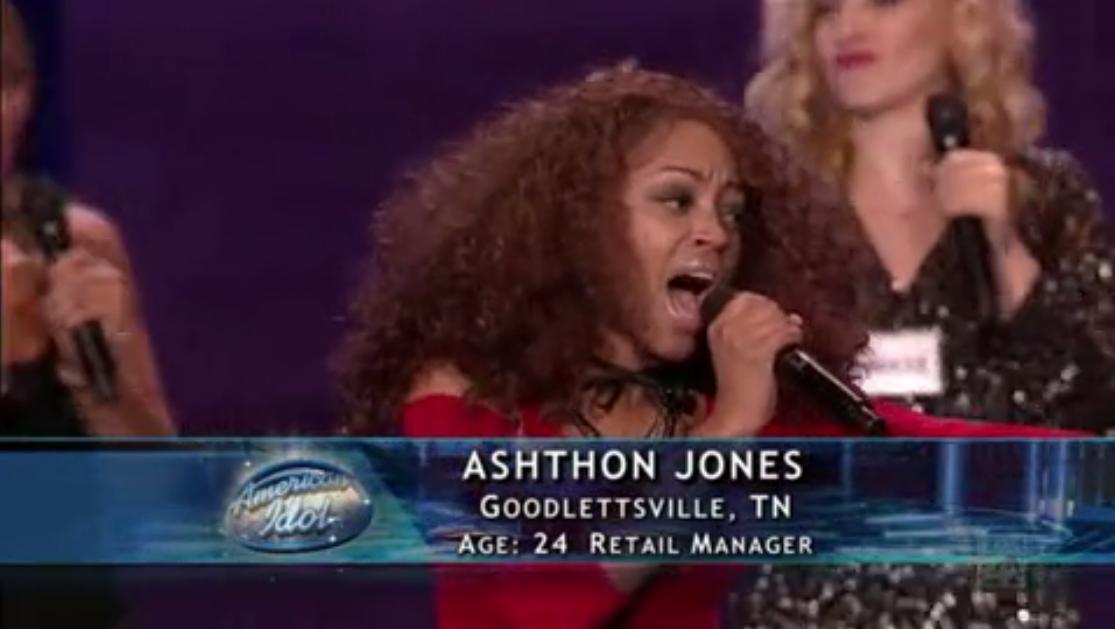 Ashthon Jones/merge