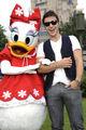 Celebs+Visit+Disney+Parks+LuDuDwWvrqRx