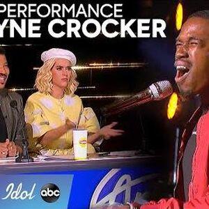 DeWayne Crocker Jr. Dedicates It All To Grandma In This Unseen Performance - American Idol 2020