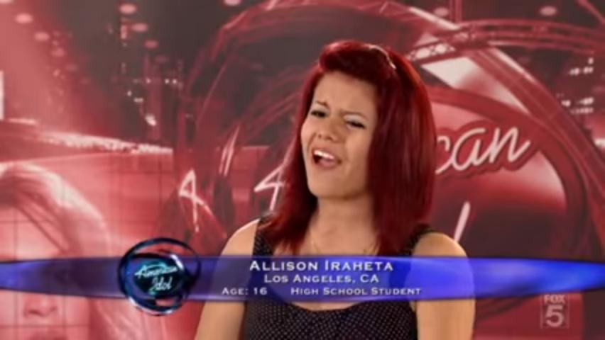 Allison Iraheta/merge