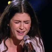 American Idol 2020 Julia Gargano Full Performance Hollywood Week 1