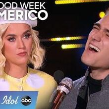 Nick Merico Proves Himself to Katy, Luke and Lionel During Hollywood Week - American Idol 2020