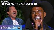 Katy Perry Says DeWayne Crocker Jr's Performance is One of Her Favorites - American Idol 2020