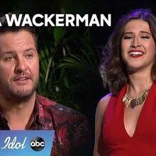 Sophia Wackerman Brings Her STAR Power to the Hawaii Showcase - American Idol 2020