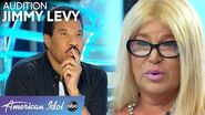 Contestant's Psychic Mom Tells Lionel Richie To Start Juicing - American Idol 2020