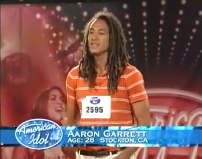 Aaron Garrett