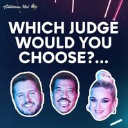Idol 18 choose