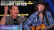 SPIRITUAL COWBOY Dillon James Gives Hollywood Week His All - American Idol 2020