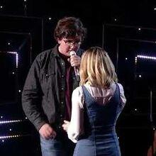 American Idol 2020 Jeb Vonderbrugge & Alyssa Fair Full Performance Hollywood Week 2 Duo's