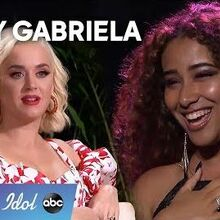 Kimmy Gabriela STUNS With Top 40 Performance - American Idol 2020