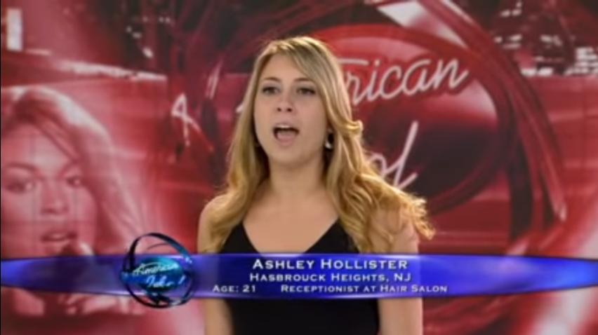 Ashley Hollister