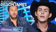"""""""Country Post Malone"""" MYSTIFIES Judges With Audition - American Idol 2020"""