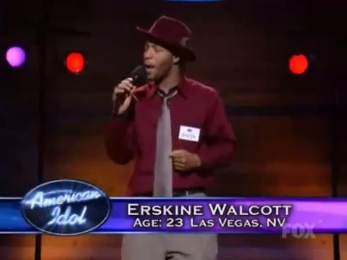 Erskine Walcott