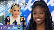 """Katy Perry Calls Olivia Ximines """"A Young Brandy"""" - American Idol 2020"""