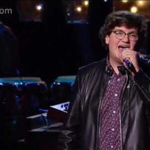 American Idol Hollywood Solos - Jeb Vonderbruegge - Rocket Man