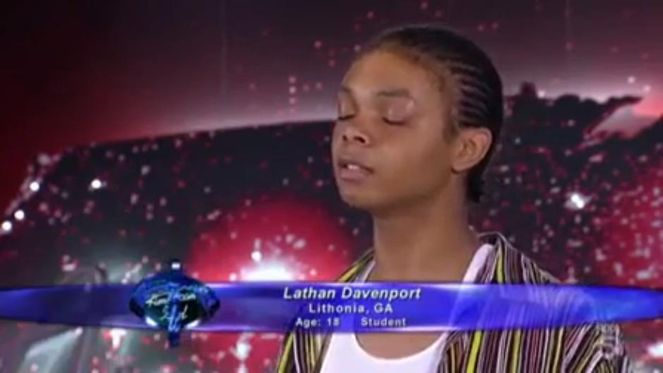 Lathan Davenport