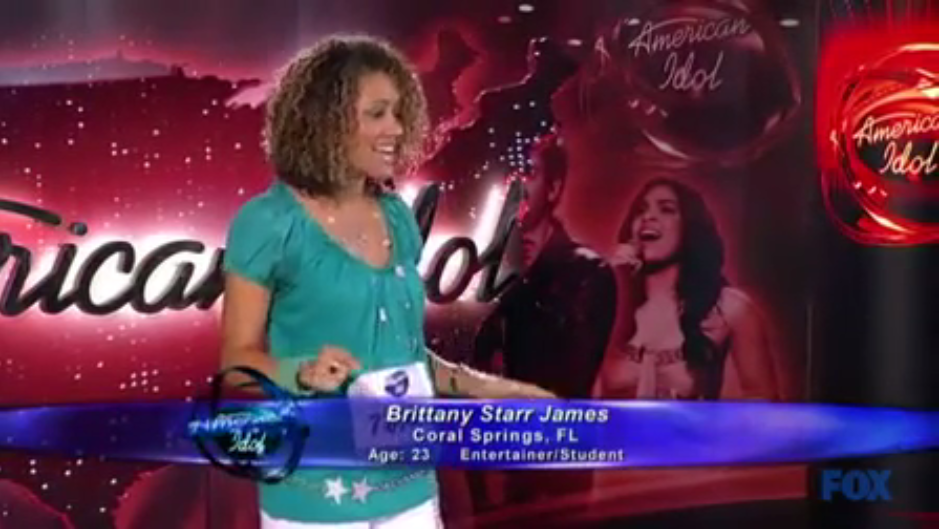 Brittany Starr James