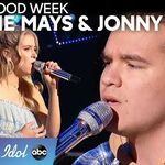 Will Idol LOVEBIRDS Margie Mays and Jonny West be Sent Their Separate Ways? - American Idol 2020