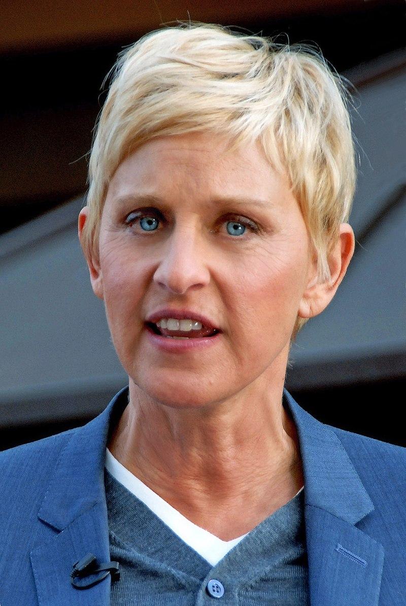 Ellen DeGeneres/merge