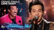 "Laine Hardy Sings ""Jambalaya (On the Bayou)"" by Hank Williams - American Idol 2019 Finale"