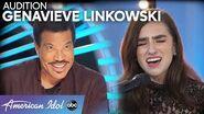 Genavieve Linkowski Returns to American Idol and Brings the Judges to Tears - American Idol 2020