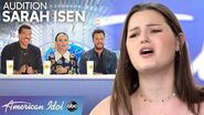 Contestant Shares Story of Having 26 SIBLINGS With the Idol Judges - American Idol 2020